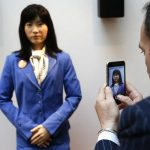 Robots Welcome Visitors to Berlin Travel Fair