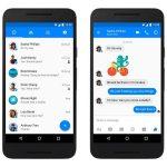 Facebook Messenger for Android Gets Material Design Revamp