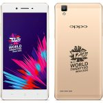 Oppo F1 ICC WT20 Limited Edition Smartphone Launched at Rs. 17,990