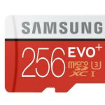 Samsung Evo Plus 256GB MicroSD Card released