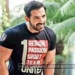 John Abraham: Working-out is a full-time occupation for me