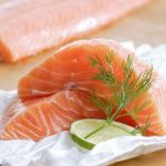 Consuming salmon, walnuts may additionally decrease deadly coronary heart sickness chance