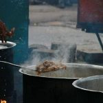 Not a 'healthy' idea to have chicken at roadside eateries