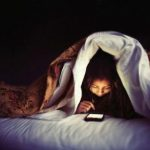 Revealed: Smartphone use at night does not affect your sleep