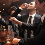 How much you drink may depend on fellow drinkers