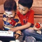iPad game may treat lazy eye condition in kids