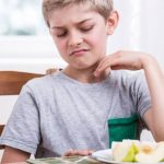 Getting kids to eat veggies when there's no time for family meals