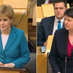 Nicola Sturgeon 'determined' to improve education