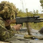 Canadian armed forces to receive new machine guns