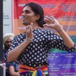 Things don't happen overnight: PU's first transgender student on a year of challenges and change