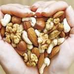 For a healthy heart and long life, munch on a variety of nuts everyday