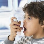 Asthma in children could become worse if you live near a busy road