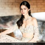 Ananya Panday Is Manish Malhotra's New Celeb Fan