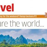 DH talkback: Readers love our new travel supplement