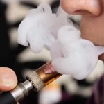 E-cigarettes are as dangerous as smoking. It can double the risk of heart attack