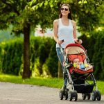 Babies in strollers are exposed to twice more pollution than adults