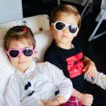 Karan Johar's kids Yash and Roohi are already fashion stars. See proof